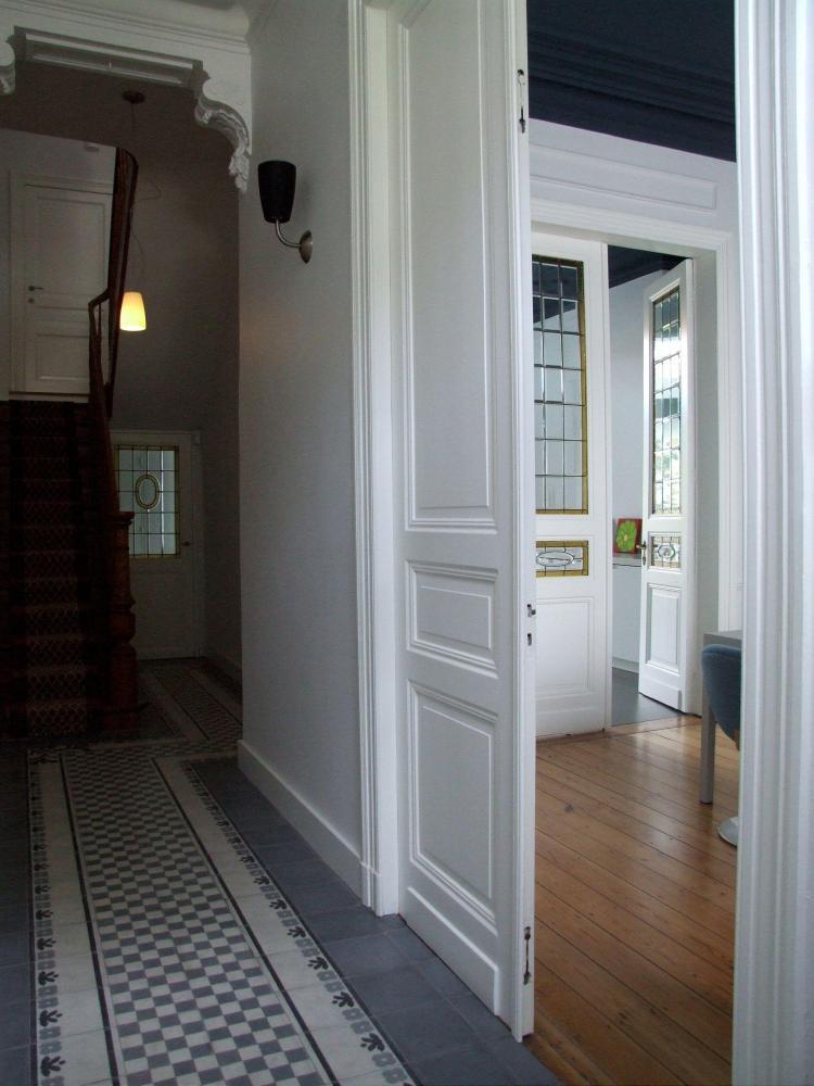Restauratie herenhuis mechelen berckmans niewold for Interieur mechelen